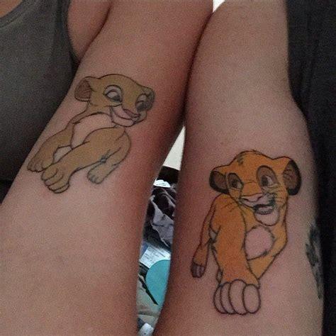 couple tattoo x o 24 disney couple tattoos that prove fairy tales are real