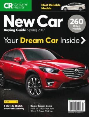 Consumer Reports Car Buying by Consumer Reports Used Car Buying Guide July 2017 187 Your
