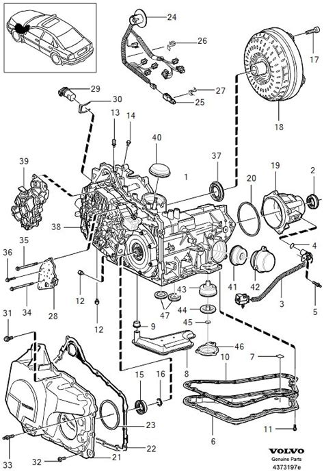 best auto repair manual 2002 volvo s80 transmission control volvo transmission automatic related parts