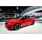 2018 Buick Cascada Info Pictures Specs Wiki  GM Authority