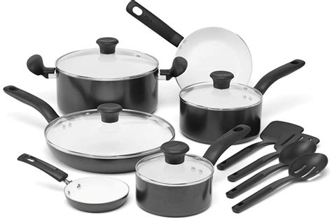 best kitchenware ceramic cookware reviews best pots and pans sets the