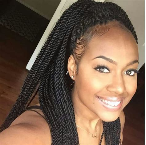 hairstyles for unfinished braids 82 best senegalese twists images on pinterest natural