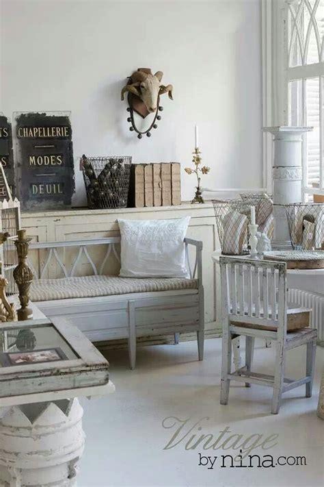 antique home interior hartmann vintage home decor via