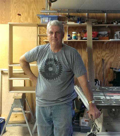 Popular Woodworking Sweepstakes 2014 - congrats to mike russell our shop makeover winner popular woodworking magazine