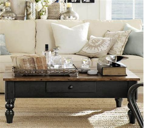 pottery barn willow coffee table heir and space coffee tables in historic homes