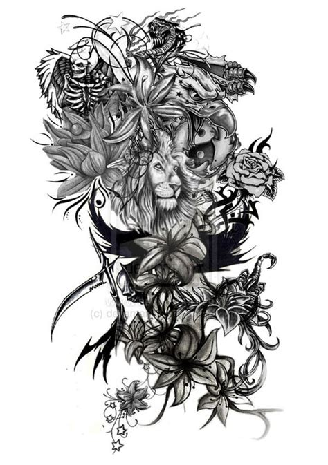 full sleeve tattoo designs drawings unique half sleeve tattoos for half sleeve tattoos