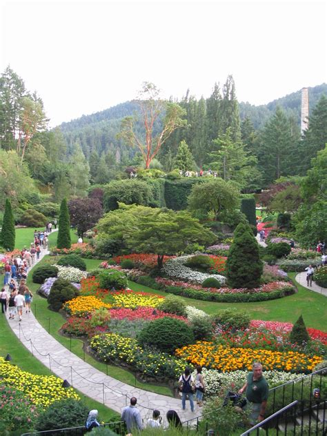 imagenes de jardines soñados jardins de butchart wikip 233 dia a enciclop 233 dia livre