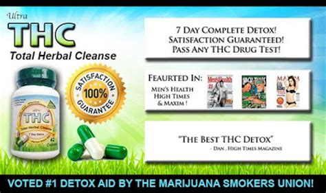 Detox From Cannabis 5 Days by Ultra Thc Detox