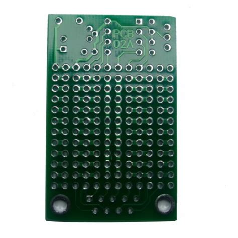 Header Single Square 8 Pin For Arduino Board 8 Pin Pic Prototyping Pcb Pcb02a 331 Pololu