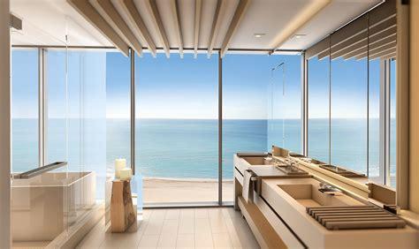 Beautiful Homes Interiors debora aguiar design miami beachfront condos 1 hotel
