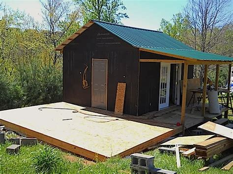how to build a small home how to build a mortgage free small house for 5 900