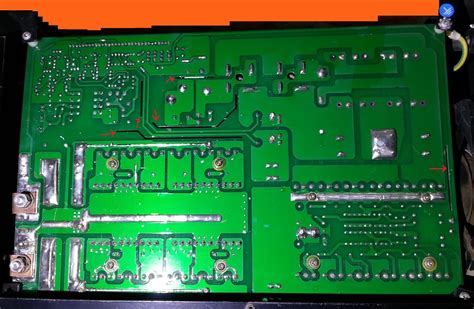 power supply    separate  parts  pcbs