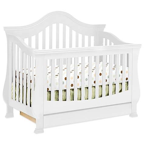 Million Dollar Baby Classic Ashbury 4 In 1 Convertible Crib Million Dollar Baby Classic Ashbury 4 In 1 Convertible Crib In White Bedbathandbeyond