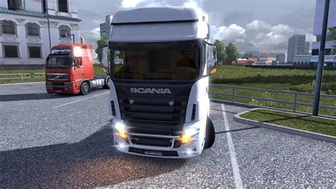 Scania Truck Cabin by Scania R700 1 26 With Dlc For Flags And Cabin Light