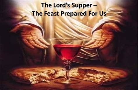 understanding the lords supper the cup and the bread the church of god seventh day jamaica conference