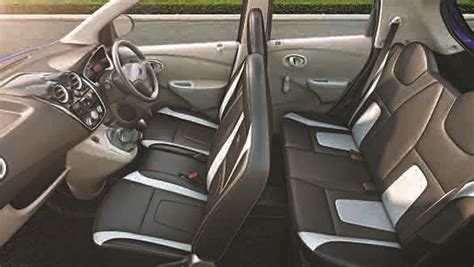 Interior Design App Android datsun go and go style launched in india at rs 4 06 lakh