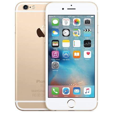 ioutlet apple iphone 6s plus 64gb dourado desbloqueado grau b bom