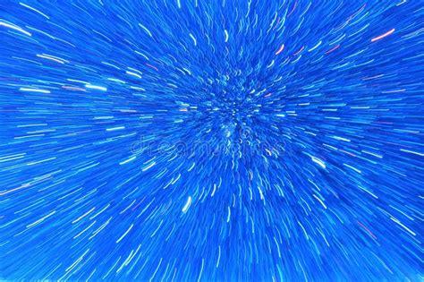 fundo azul brilhante arte abstrato da cor foto de stock