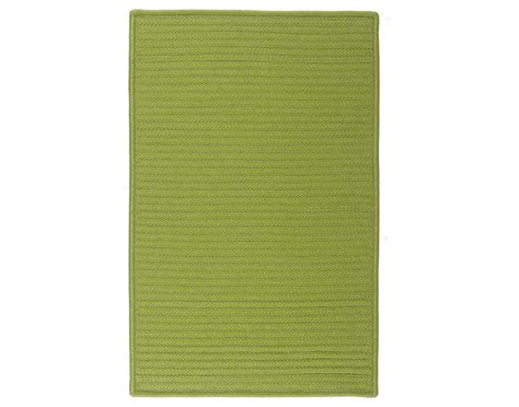 solid green area rug colonial mills simply home solid rectangular bright green area rug cih271rgrec