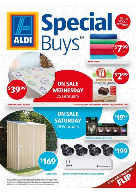 aldi catalogue special buys week 9 2015
