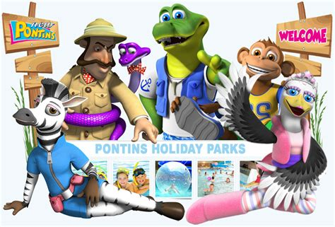 pontins themed events day passes at pontins holiday parks