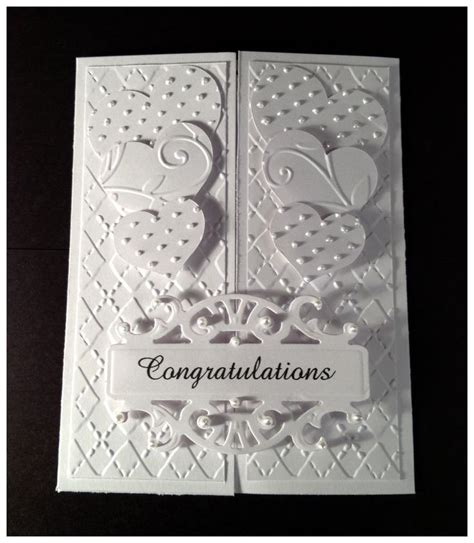Anniversary Handmade Card Ideas - unique designs of handmade wedding anniversary cards
