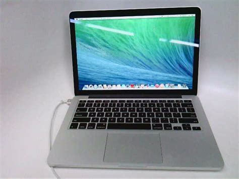 Laptop Apple A1502 Apple Pc Laptop Netbook Macbook Pro A1502 Like New Buya