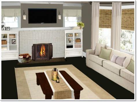 Caddy Corner Fireplace by 20 Beautiful Home D 233 Cor Fireplace Ideas