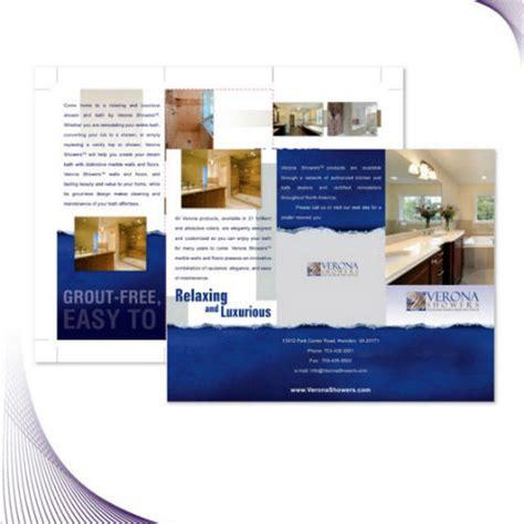 leaflet design basics brochure sles exles of basic brochure designs
