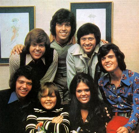 Donny Osmond To Appear On All My Children by Donny Osmond Shares An Awesome Osmond Family Throwback