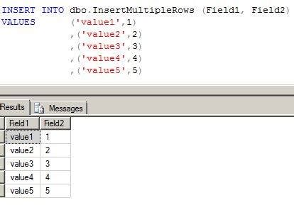t sql insert into new sql insert multiple rows