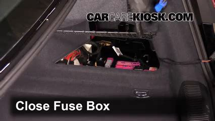 Control De Fusible Quemado En Audi A6 Quattro 2012 2018