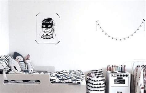 Monochrome Home Decor kids room home design and interior part 4
