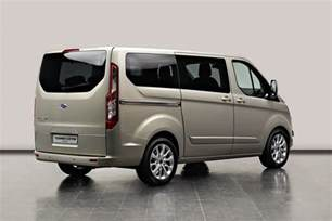 Ford Transit 2012 2012 Ford Transit With Tourneo Custom Concept