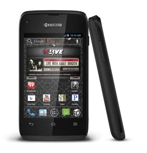 kyocera android kyocera event android smartphone for mobile black condition used cell phones