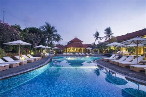 kuta beach club hotel  prices reviews  bali
