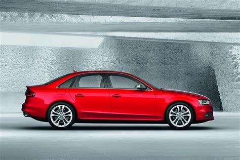 Audi S4 2013 by 2013 Audi S4 And S4 Avant Pictures And Details W
