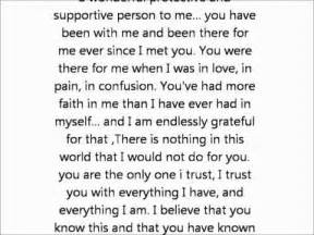 Appreciation Letter Best Friend letter to my best friend youtube