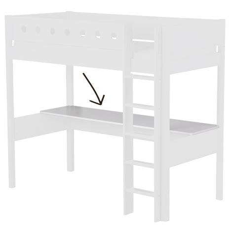 bureau pour lit mezzanine bureau chambre enfant ado chaise mobilier flexa flexa