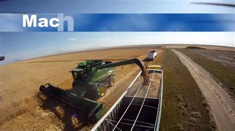 Wheat haven harvest 2013 youtube