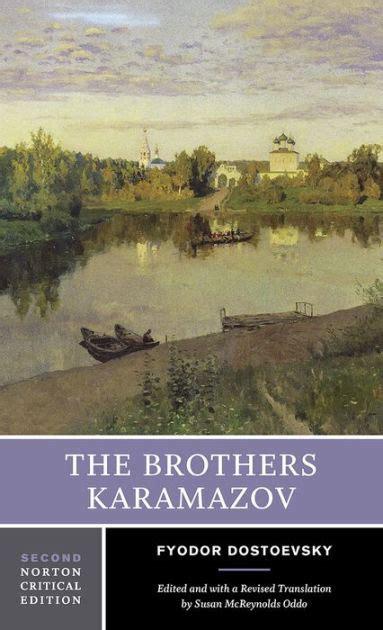 libro the brothers karamazov everymans the brothers karamazov norton critical editions edition 2 by fyodor dostoevsky
