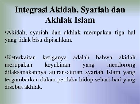 presentasi mata kuliah agama islam universitas indonesia
