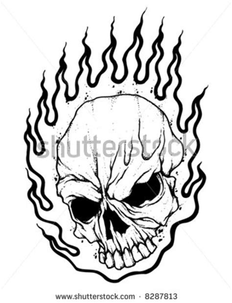 flaming motorcycle coloring pages printable skulls coloring pages google search ideas