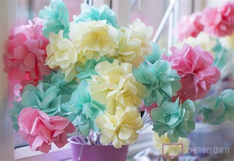 How To Make Roses Out Of Crepe Paper - 20 diy crepe paper flowers with tutorials guide patterns memes