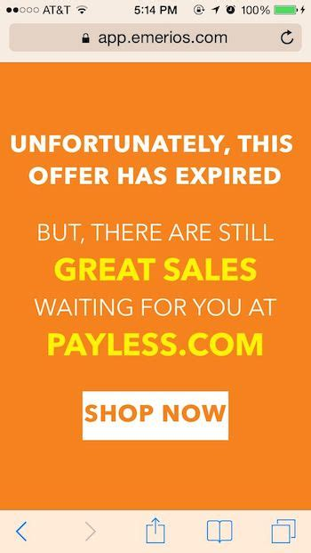ls plus discount coupons payless text coupons low heel sandals