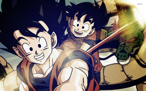 imagenes goku en hd fondos de dragon ball z goku wallpapers para descargar gratis