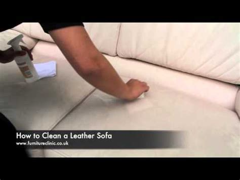 how to clean vinyl couch body oil extraction procedure for leather furniture doovi