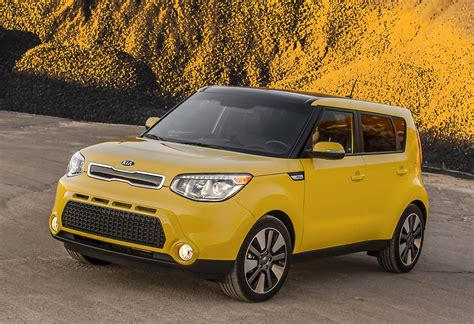 2015 Kia Soul Models Official The 2015 Kia Soul Gets Updated For The New Model