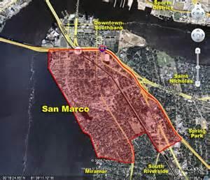 map of jacksonville florida neighborhoods relocating to jacksonville springfield best