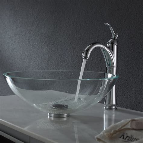 clear bathroom sink drain 20 vessel sinks that will look great in any home